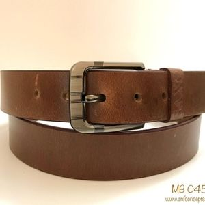 Other - Men's Leather Belt, oil pull up Leather.